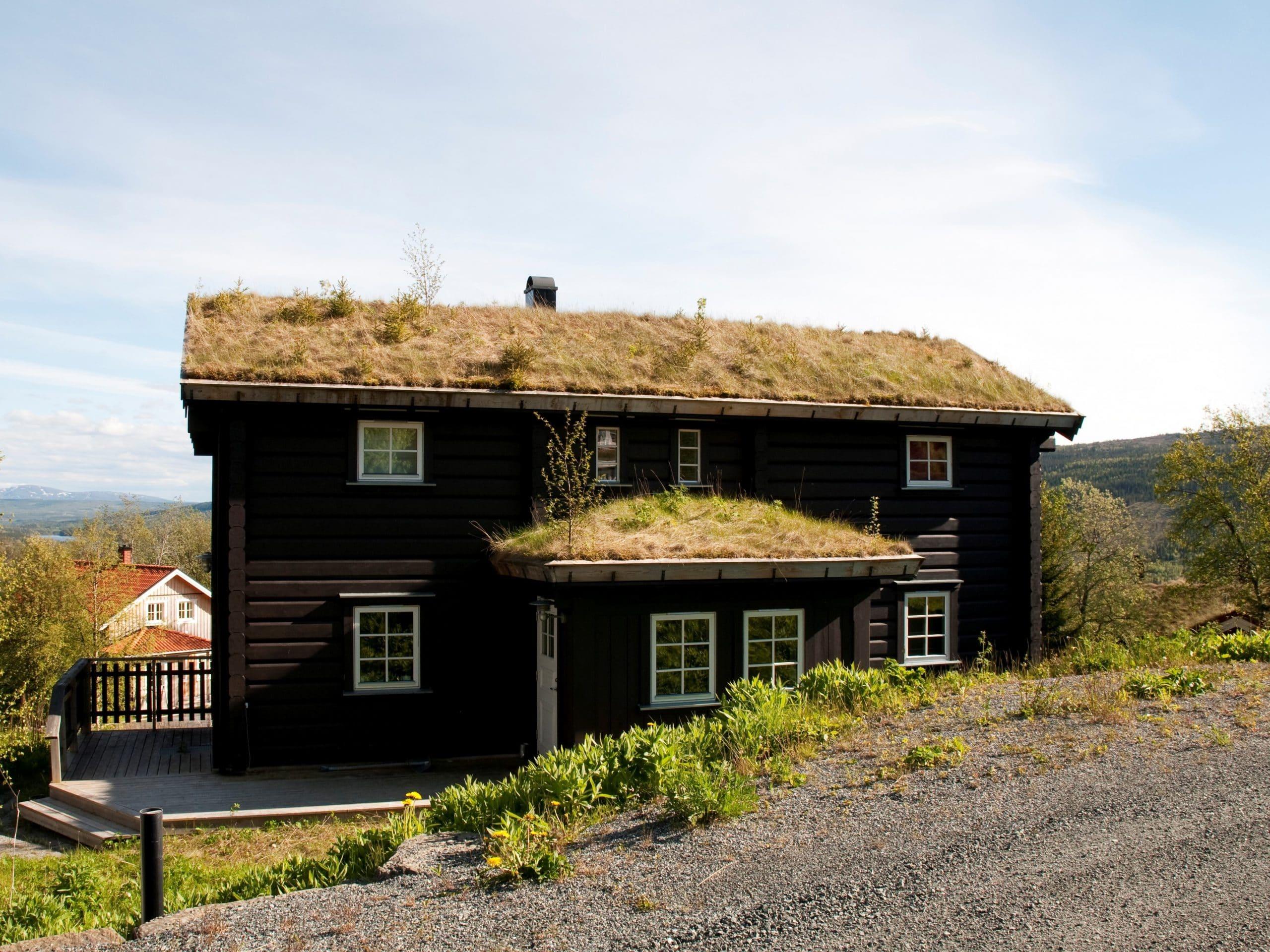 Björnängelägret 6 in Åre summer