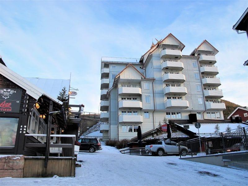 Freestylehuset vid Åre Torg