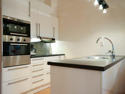 Kitchen in Hermelinen 4A