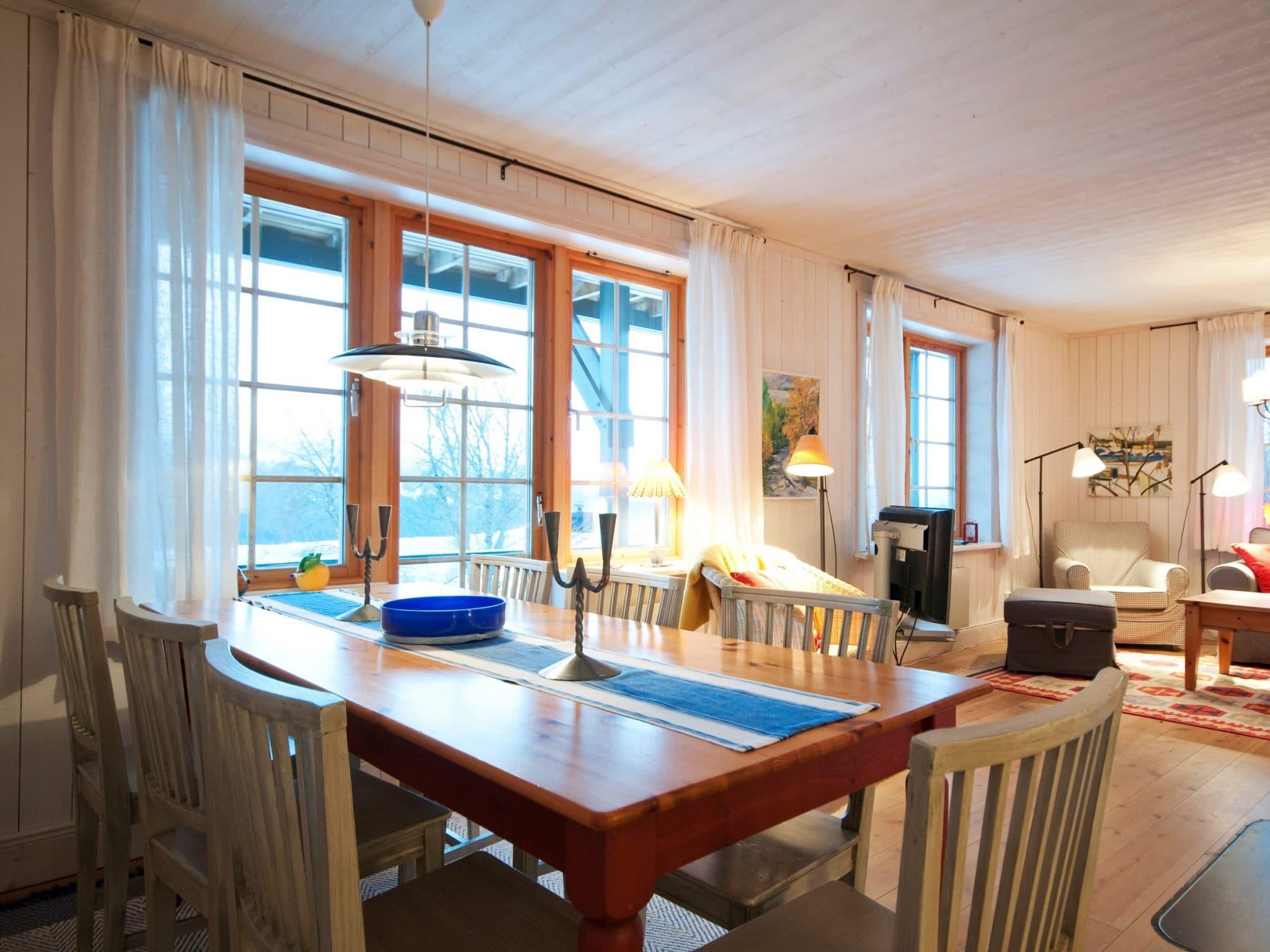 Matbord i Slalomsvängen 27 i Åre