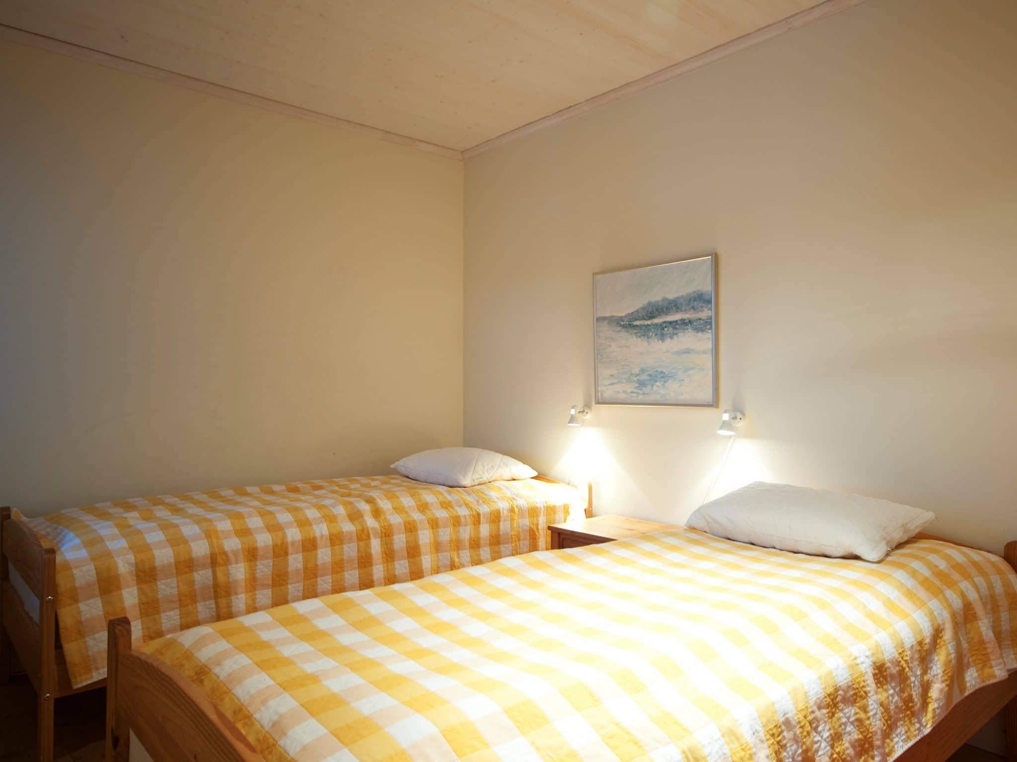 Sovrum i Slalomsvängen 27 i Åre