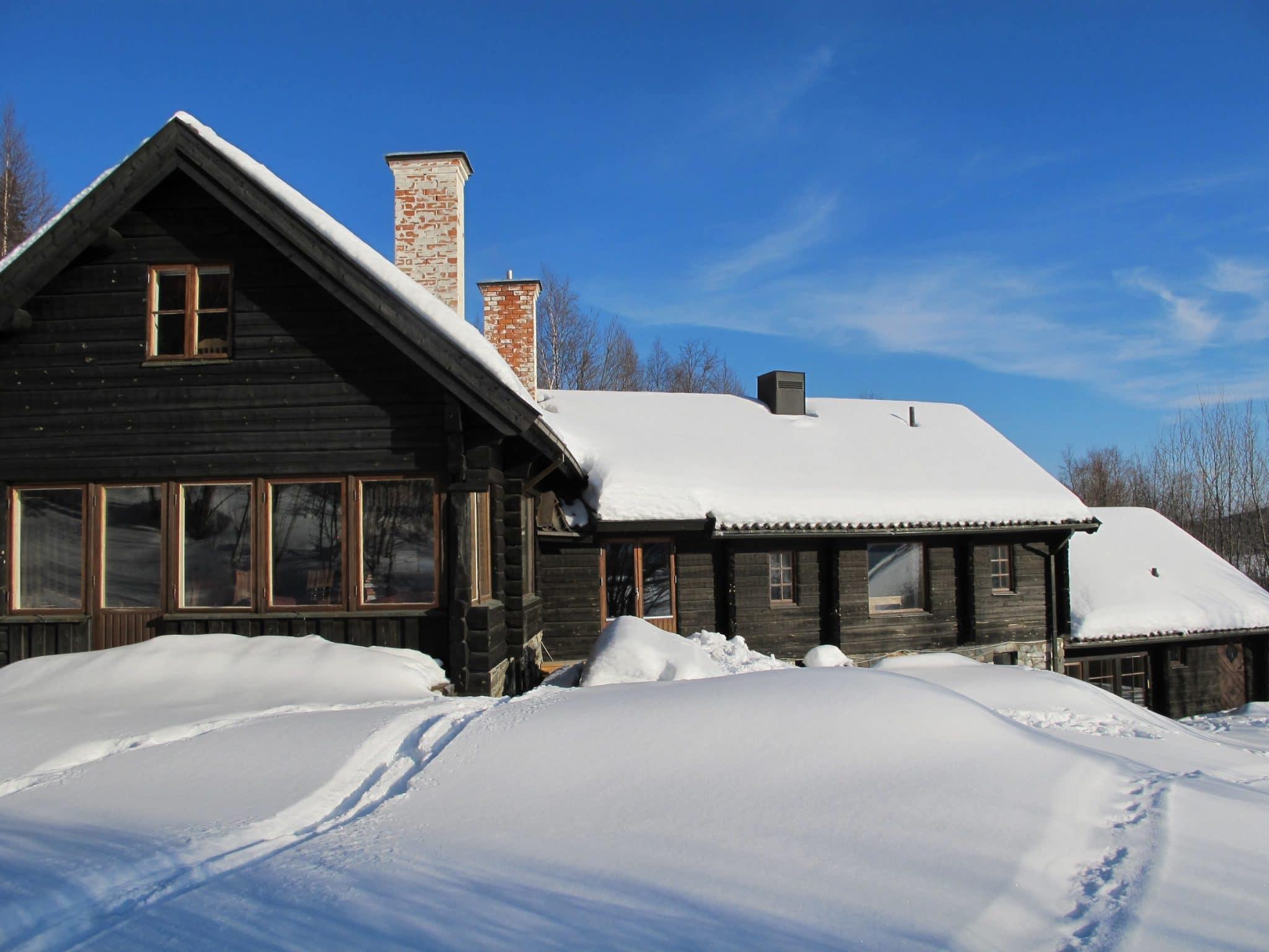 Skutan SkiLodge in Åre in winter