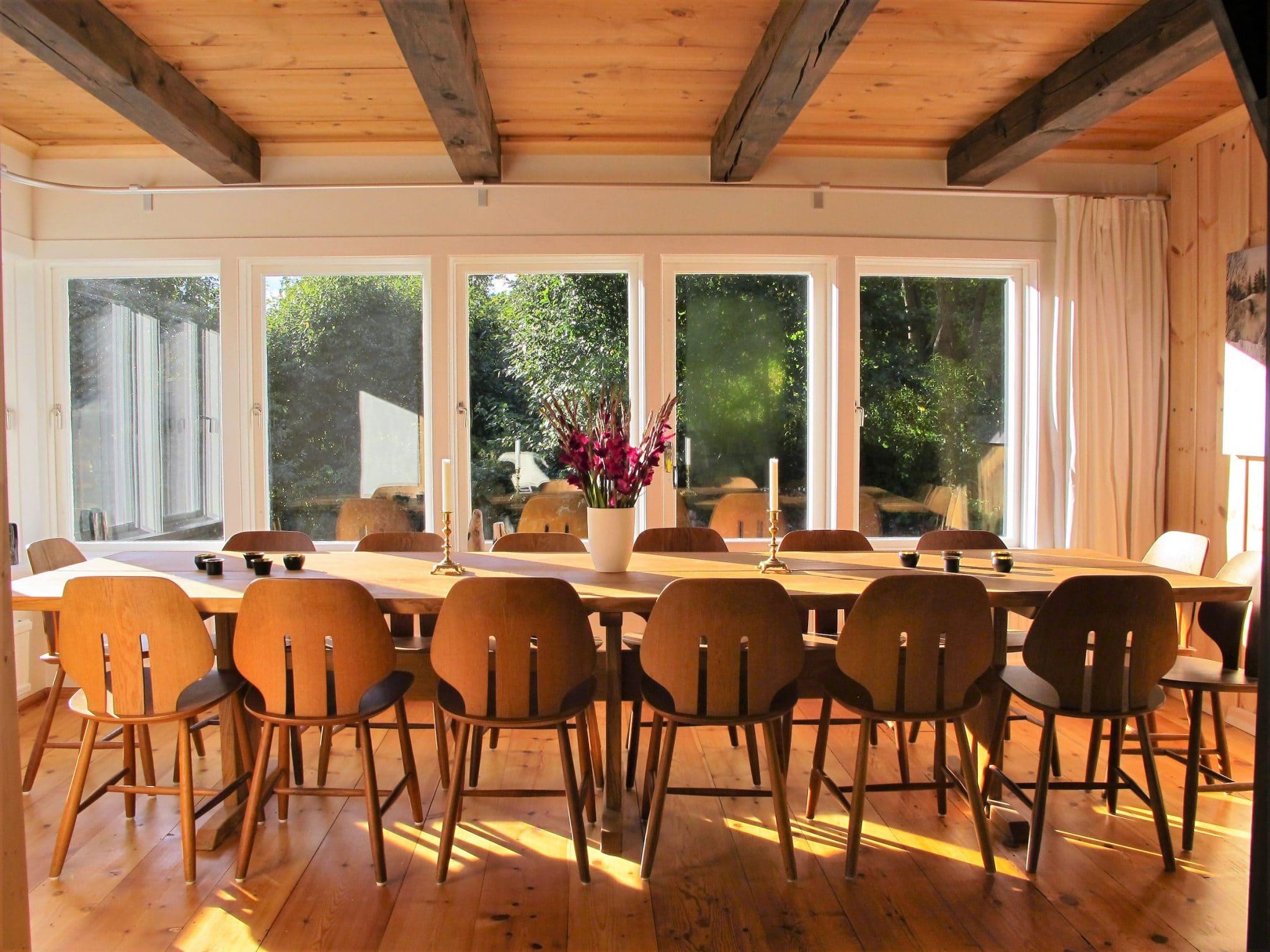 Matbord i Skutan Skilodge i Åre
