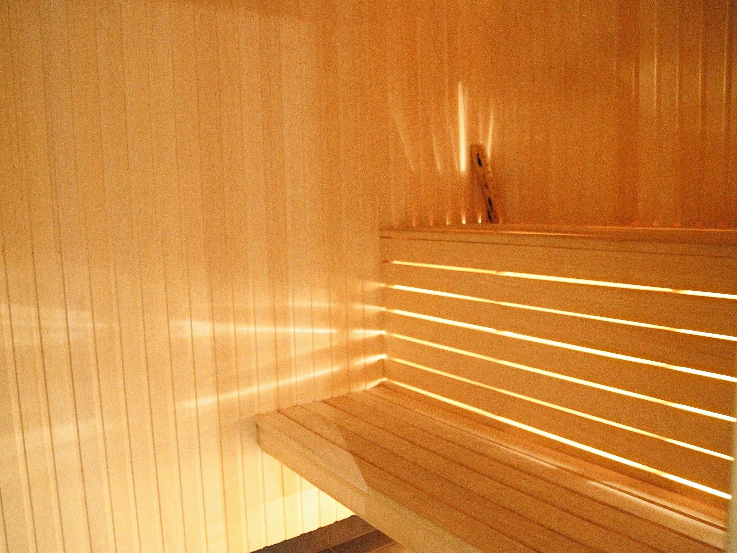 Sauna in Sporthotellet 2 in Åre