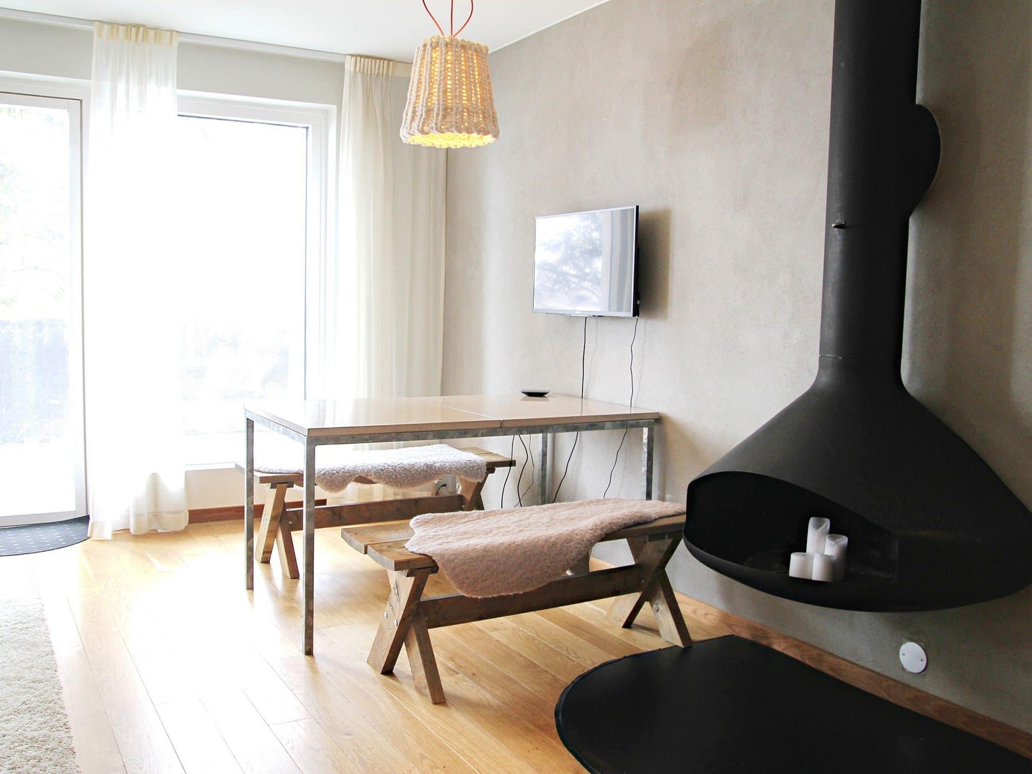 Matbord i Sporthotellet 2 i Åre