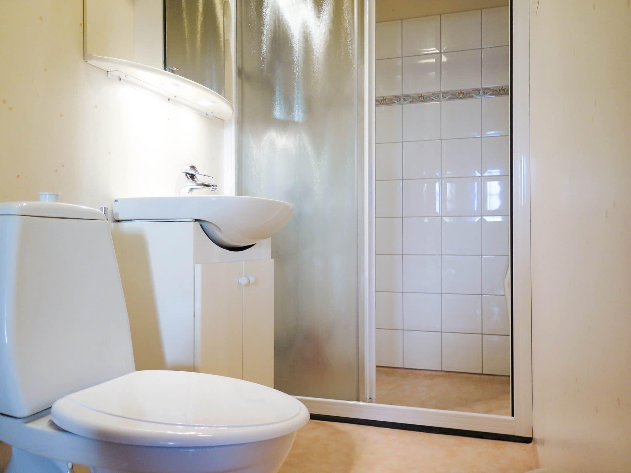 Badrum i Torvtaket i Åre