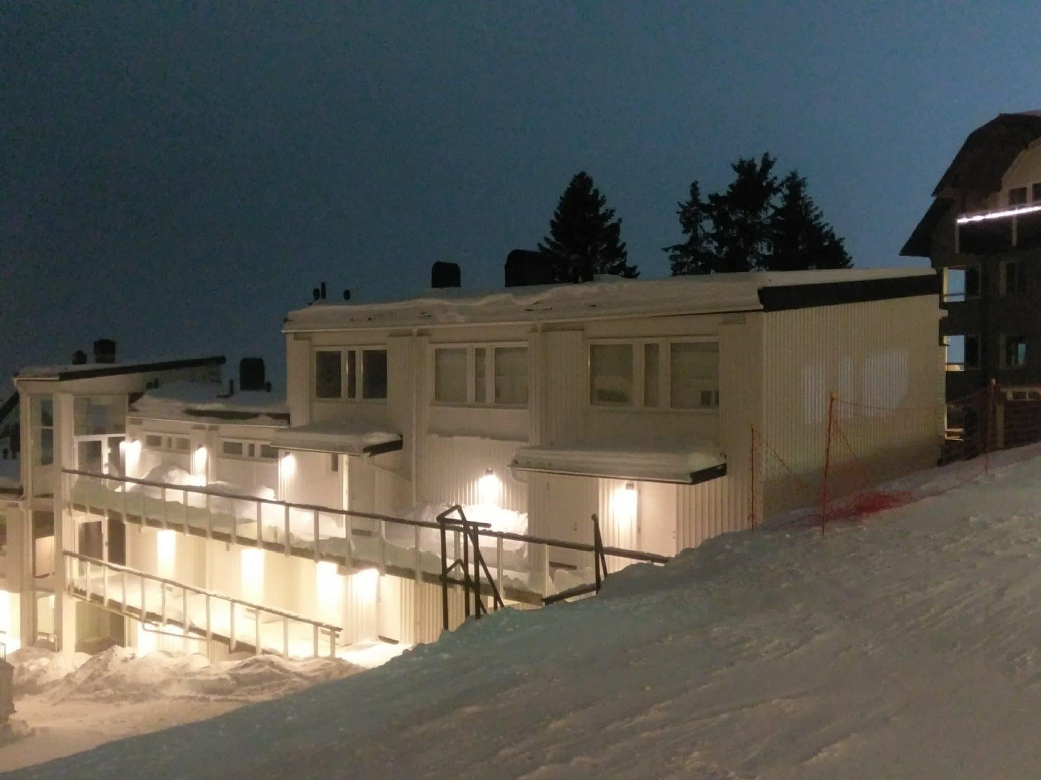 Sporthotellet 2 in Åre in winter
