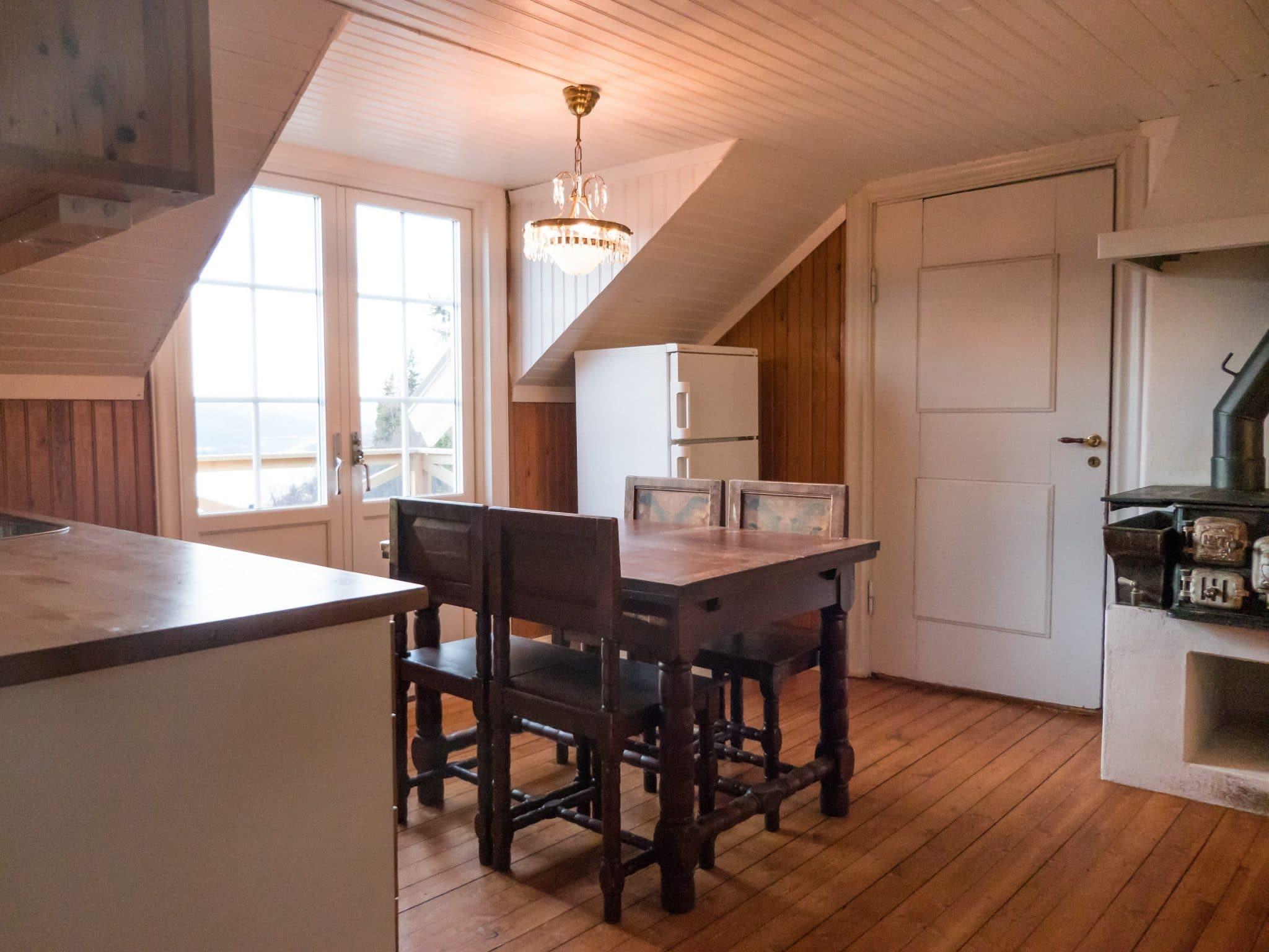 Kök i Lilla Årebo i Åre