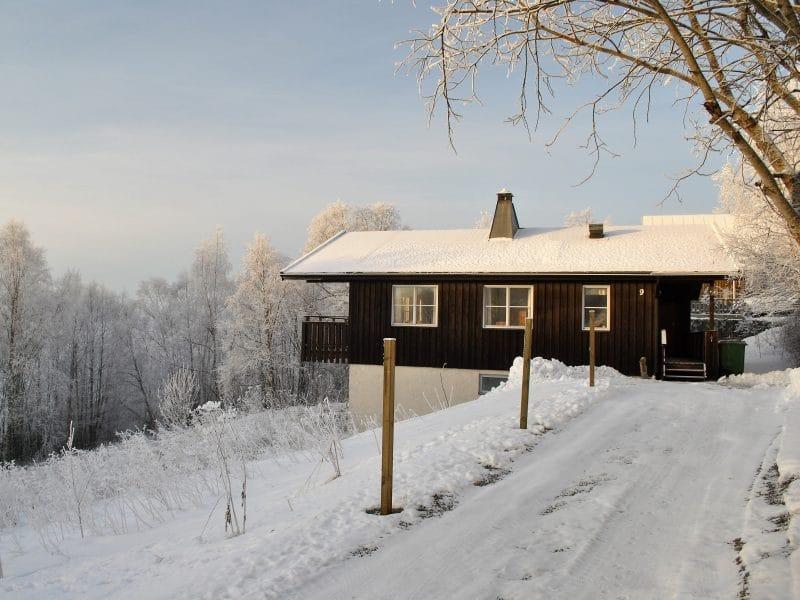 Slalomsvängen 9, stuga i Åre