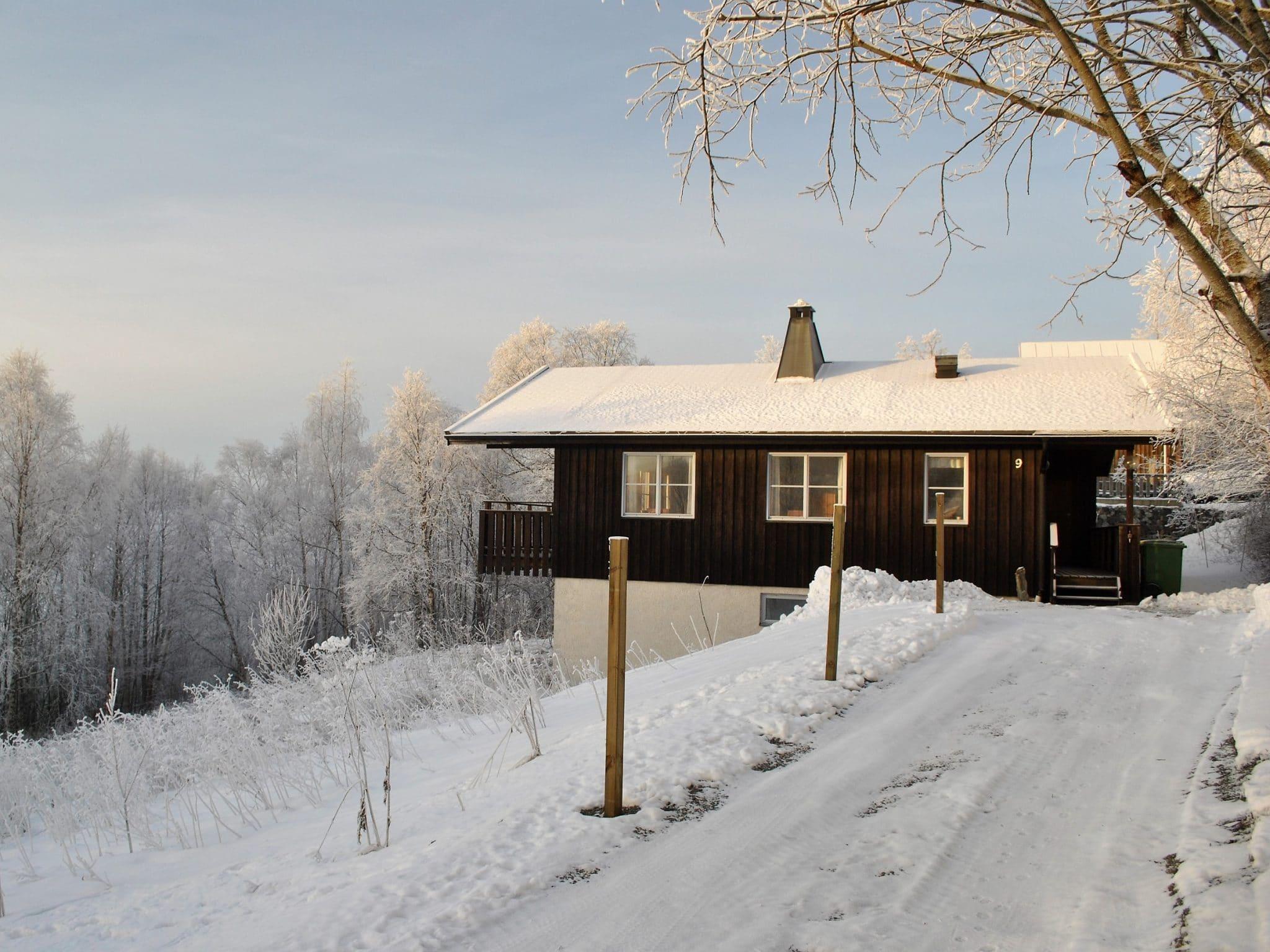 Slalomsvängen 9, cottage in Åre