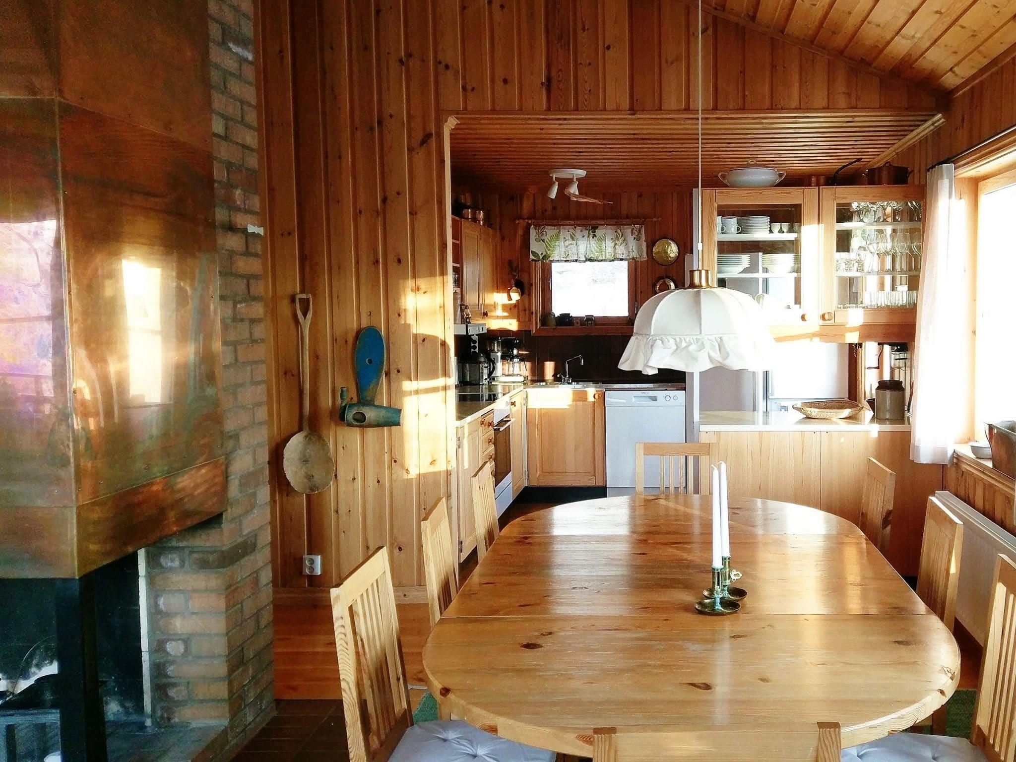 Kök i Slalomsvängen 9 i Åre
